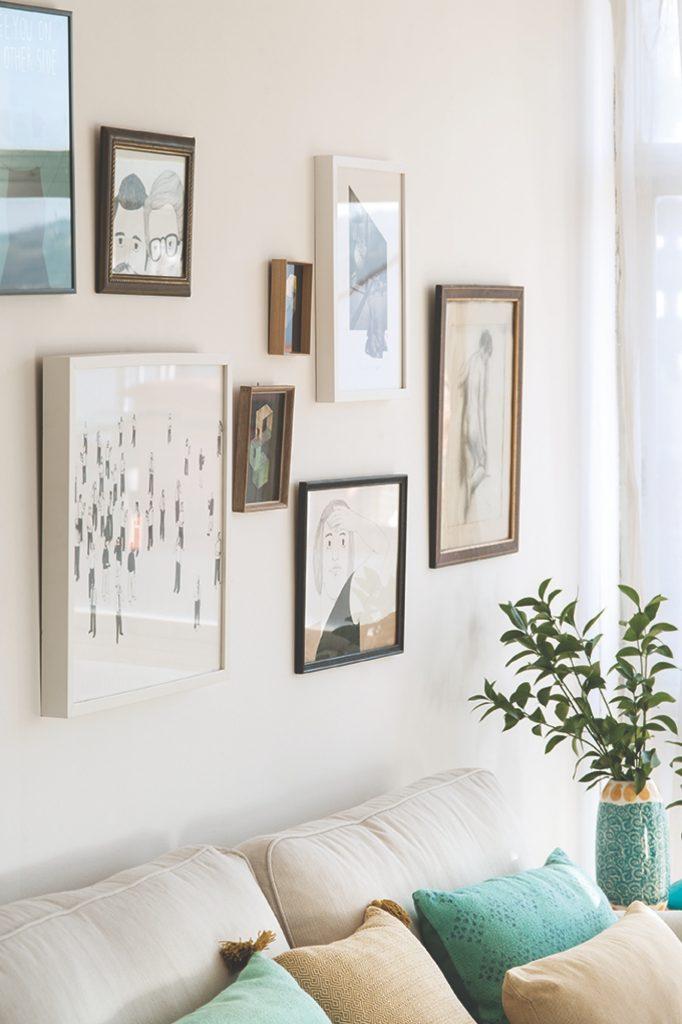 temas de cuadros para nuestra sala