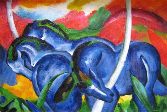 cuadros de expresionismo