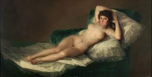 cuadros de desnudos femeninos