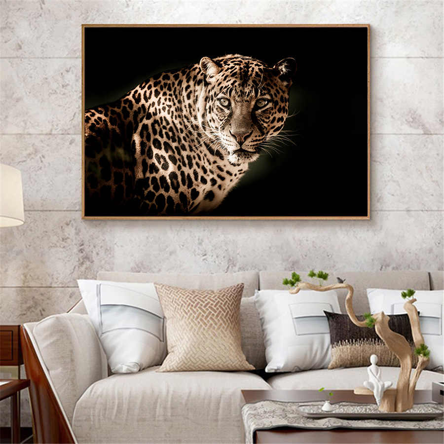 animales salvajes decoracion