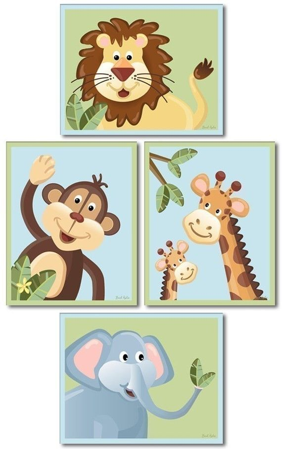 pinturas animales