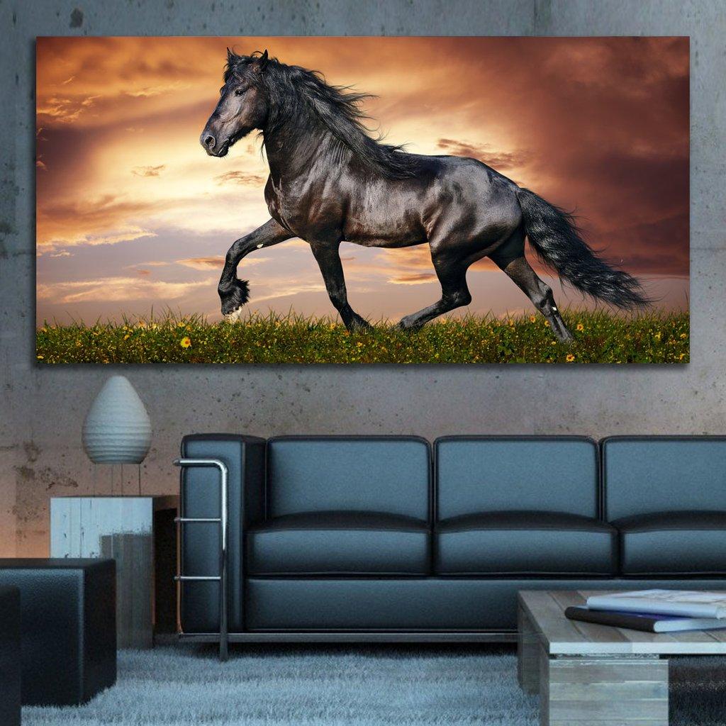 cuadros con caballos