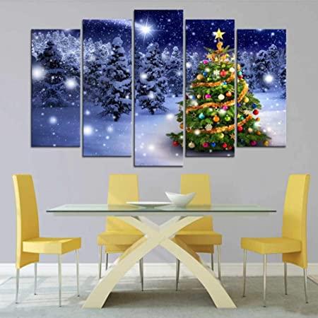 cuadros de navidad para la sala