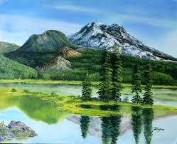 Cuadros de Montaña