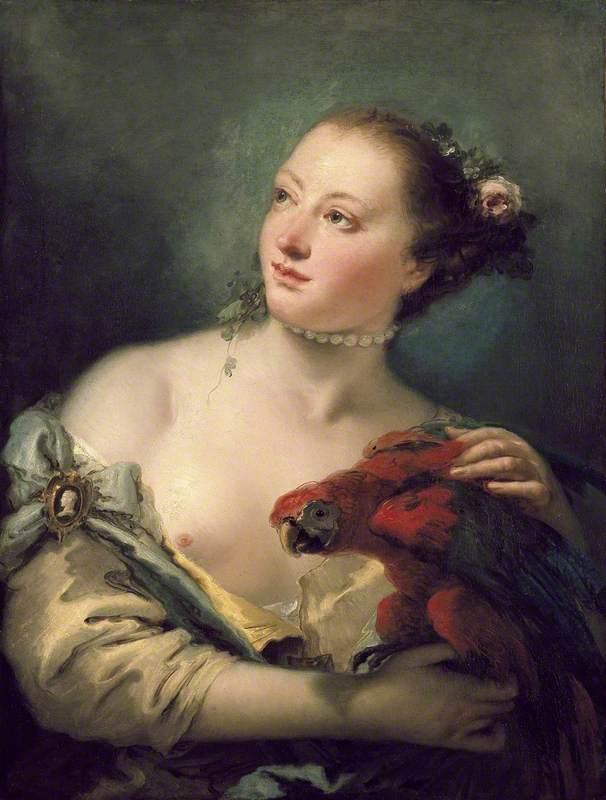 obra de Giovanni Tiepolo