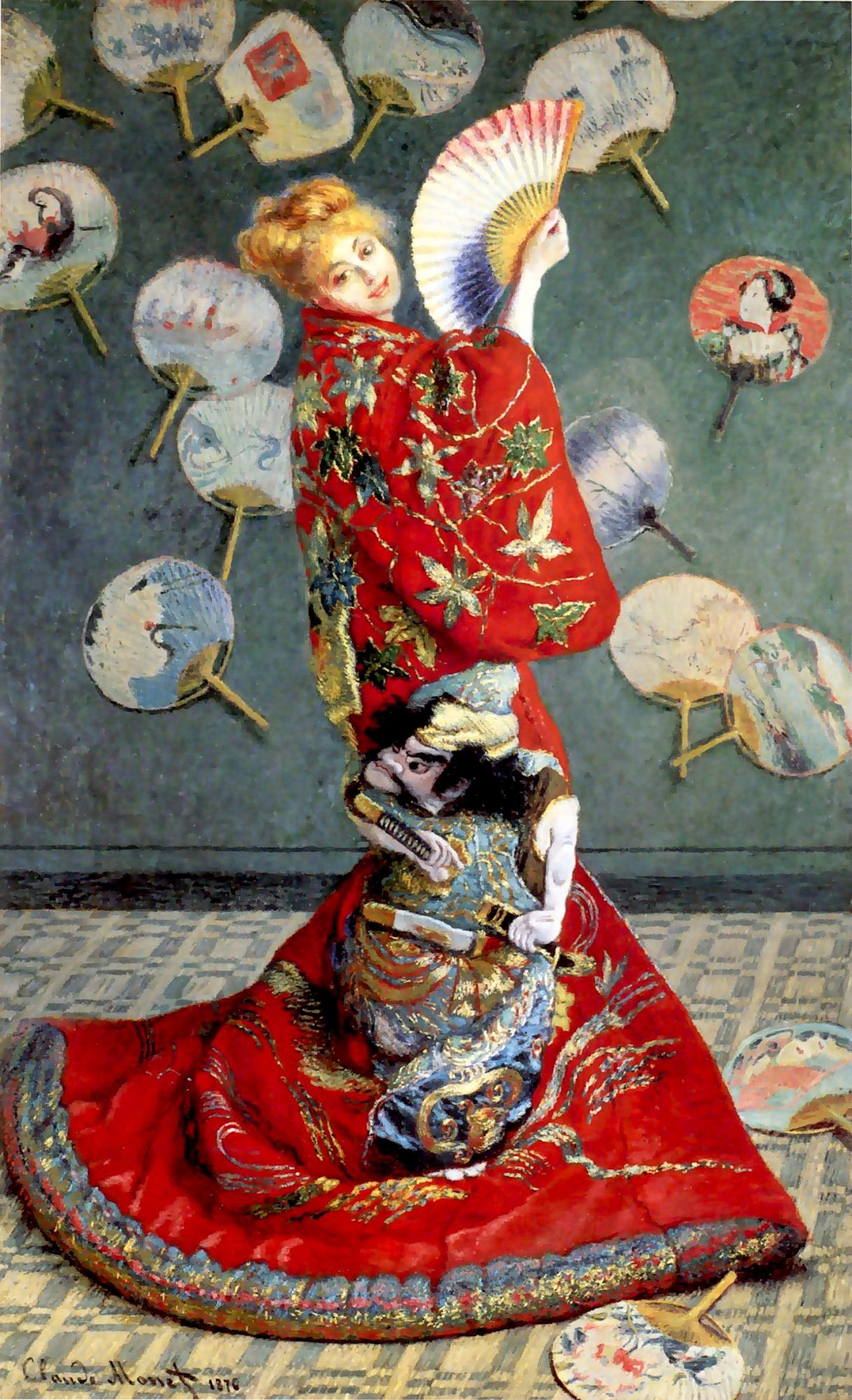 obra de Claude Monet