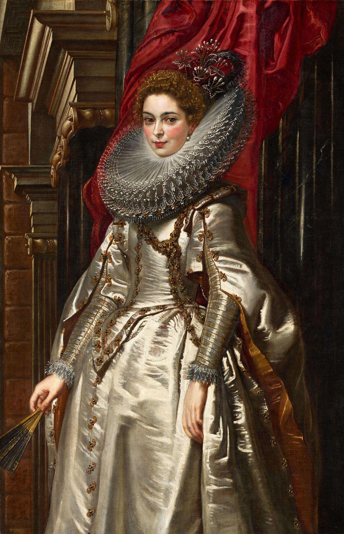 retrato de una marquesa