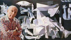Lee más sobre el artículo Cuadros de Picasso el Guernica