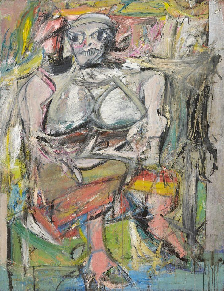 expresionismo abstracto artistas