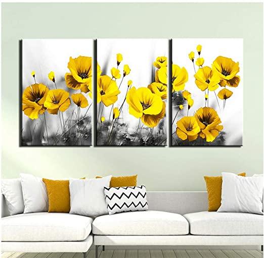 cuadros florales