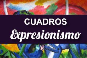 Cuadros Expresionismo